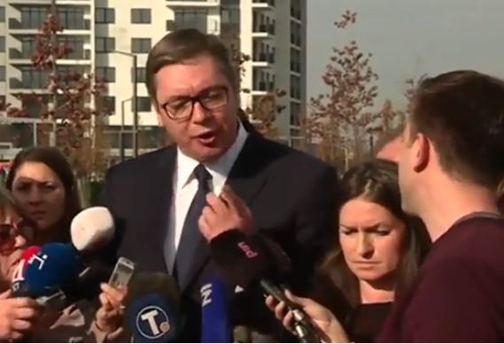 Расправија со новинарот од N1 го довела Вучиќ во прединфарктна состојба