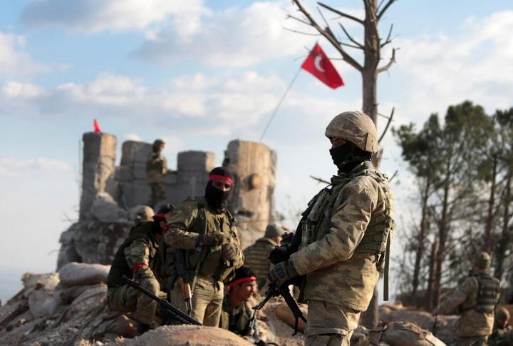 Турските безбедносни сили започнаа нова операција против ПКК во источна Турција