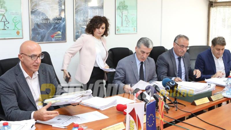 Антикорупциска контра уставните судии: Не може со Деловник да се зголеми надоместокот на плата!