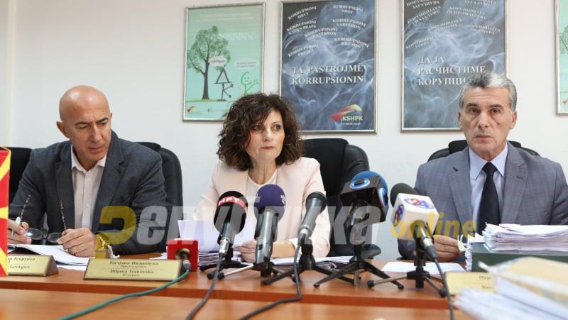 Се подготвува ли разрешување на првата aнтикорупционерка Ивановска?