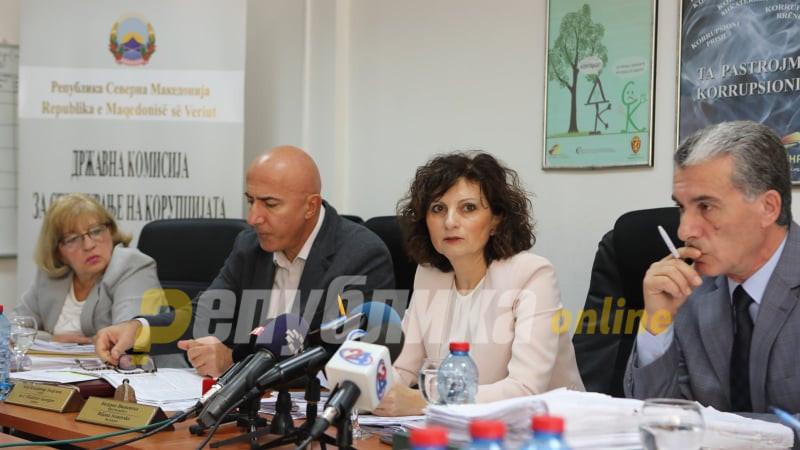 ДКСК: Оставката на Рашковски не влијае на работата по предметите
