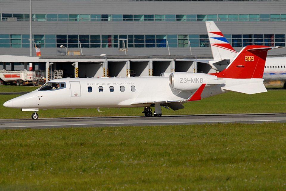 Детали за приземјувањето на владиниот авион
