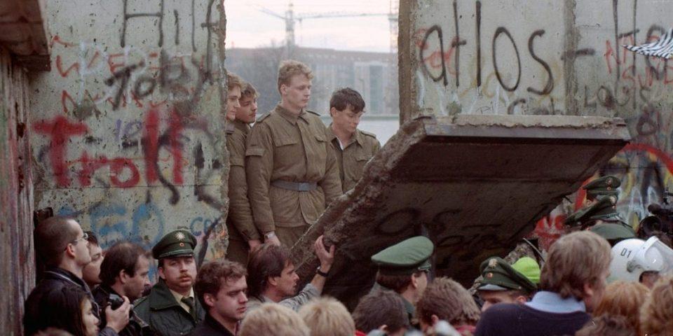 Триесет години од падот на Берлинскиот ѕид