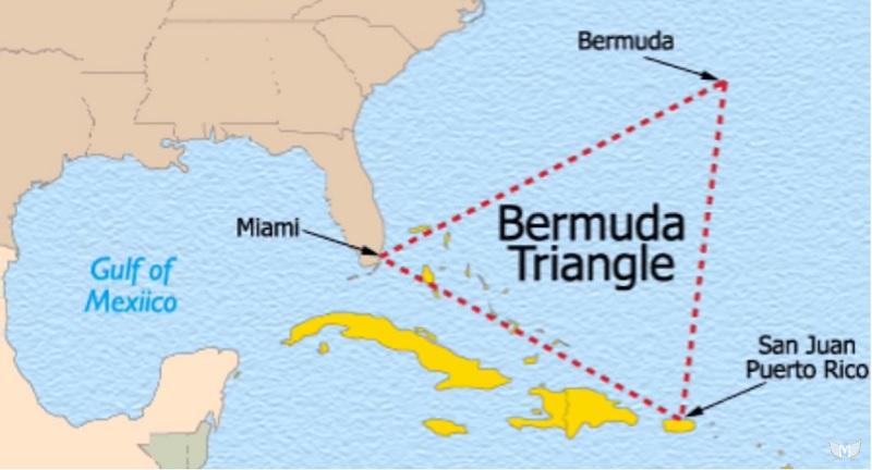 Конечно се знае што се крие на дното на Бермудскиот триаголник
