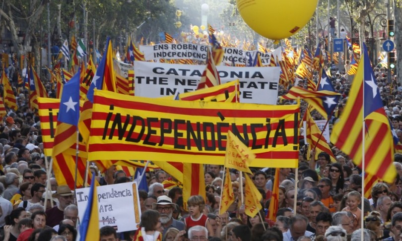Каталонскиот Парламент усвои Резолуција за самоопределување