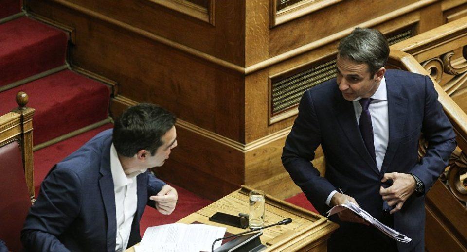 Ципрас до пратениците на Мицотакис: Вашиот лидер ќе го моли лидерот на ВМРО да не случајно го отфрли договорот што го потпишавме