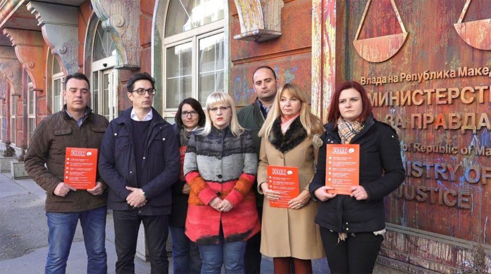 Згрозена министерке Дескоска, поднесете си оставка
