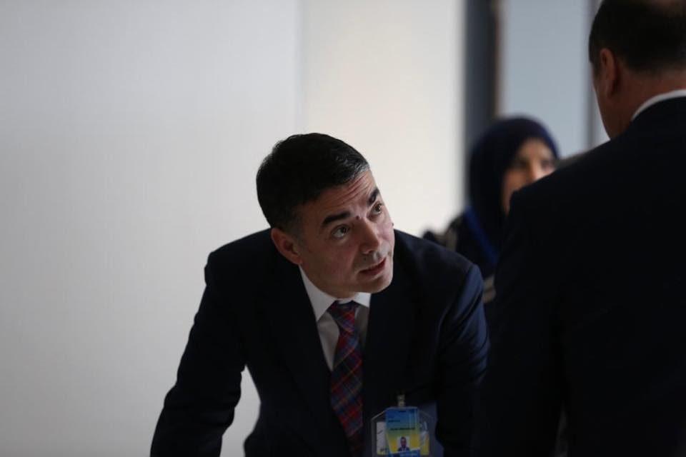 Димитров му одговори на Богдановиќ: Воопшто не ми беше на ум кандидатурата на Заев