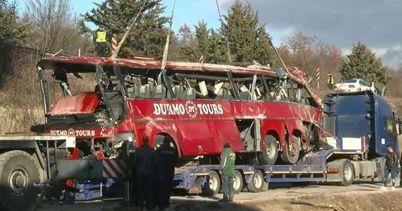 """Нови детали за трагедијата кај Ласкарци: Автобусот на """"Дурмо"""" имал уред за манипулација на брзината"""