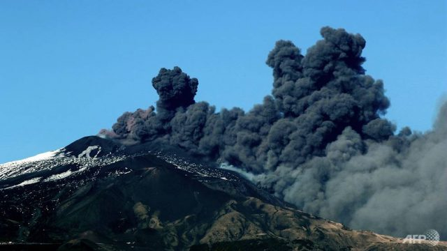 Разбудените вулкани во Италија се виновници за земјотресите во регионот