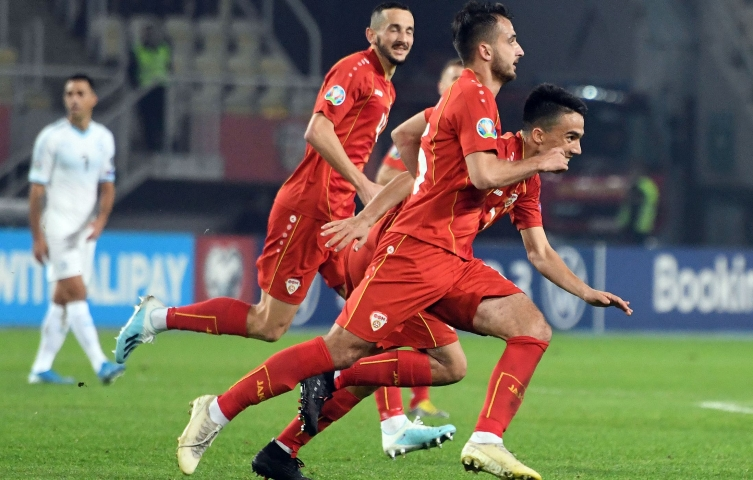 Николов ѝ донесе победа на Македонија над Израел за историскo трето место во квалификациите