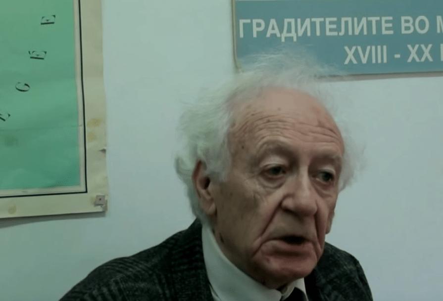 Успеа потрагата: Пронајден професорот Константиновски