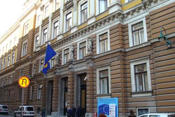 Сараевскиот суд испразнет поради дојава за поставена бомба, полицијата тврди се работи за лажна дојава