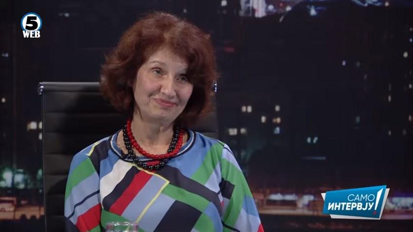 """Силјановска: Aко одбирате недоволно образовани луѓе, од нив може да очекувате """"Рекет"""""""