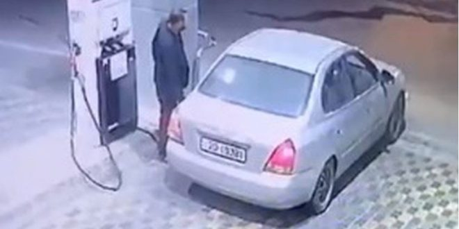 Наполнил гориво на бензинска и избегал без да плати, но…