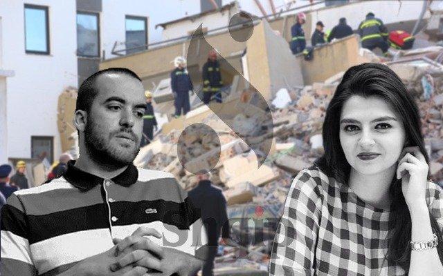 Во земјотресот загина идната снаа на Еди Рама