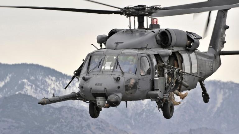 Чешка купува од САД 12 воени хеликоптери