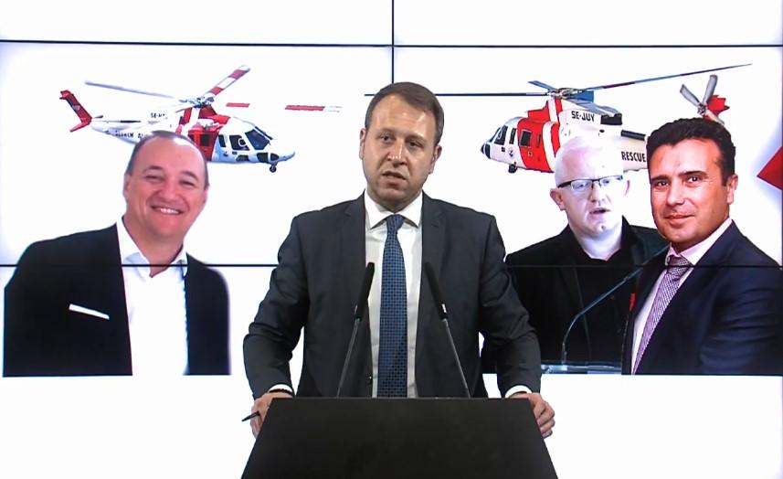 ВО ЖИВО: Што се обидува власта да сокрие за хеликоптерите на Заев?