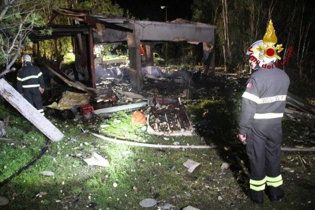 Експлозија во фабрика во Италија, петмина загинати