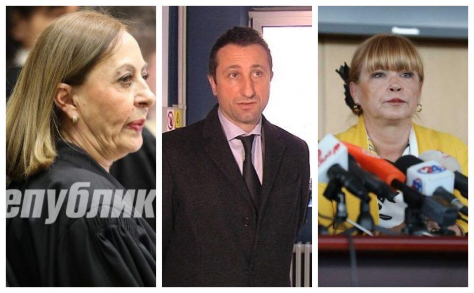 Мицкоски за Кацарска, Џолев, Рускоска – ороводци на трулиот и корумпиран судско-обвинителен систем