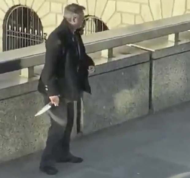Напаѓачот кој уби двајца на Лондонскиот мост бил осуден за тероризам