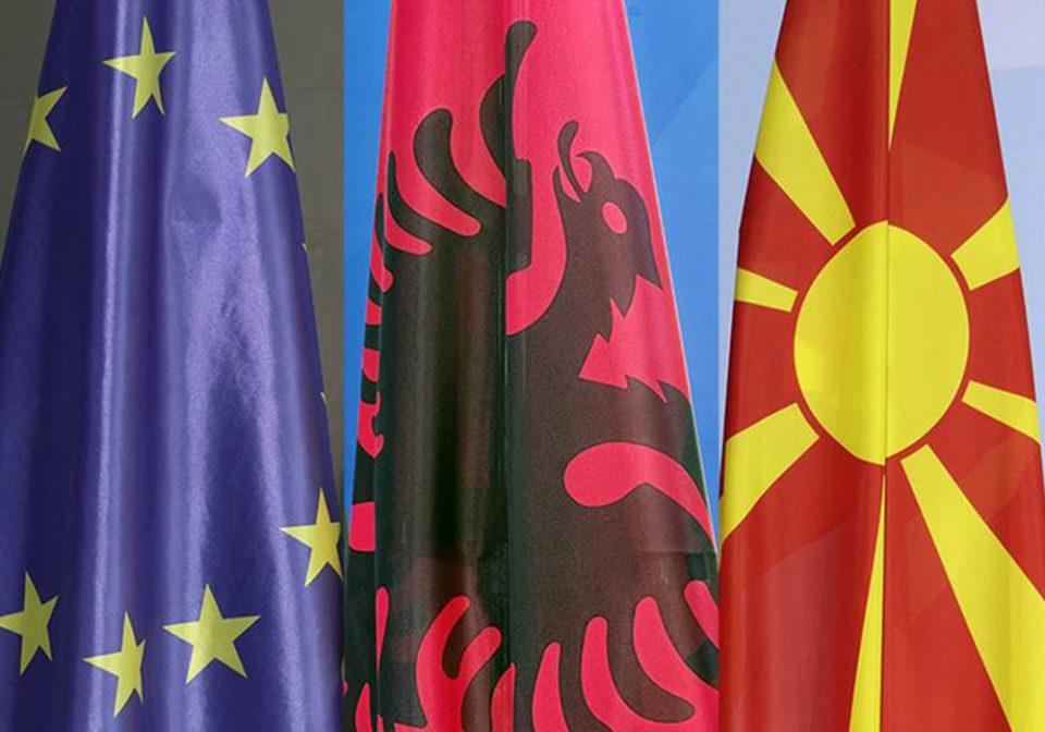 ЕК очекува почеток на преговорите со Македонија и Албанија што поскоро