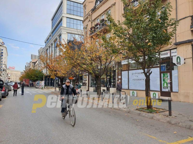 Центар ќе воведува резидентен паркинг за жителите на улица Максим Горки