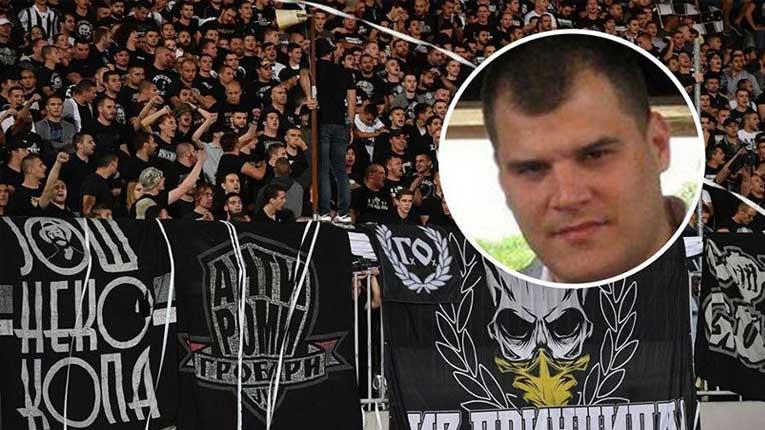 Полицијата во потрага: Направен фото-робот од убиецот на лидерот на навивачите на Партизан
