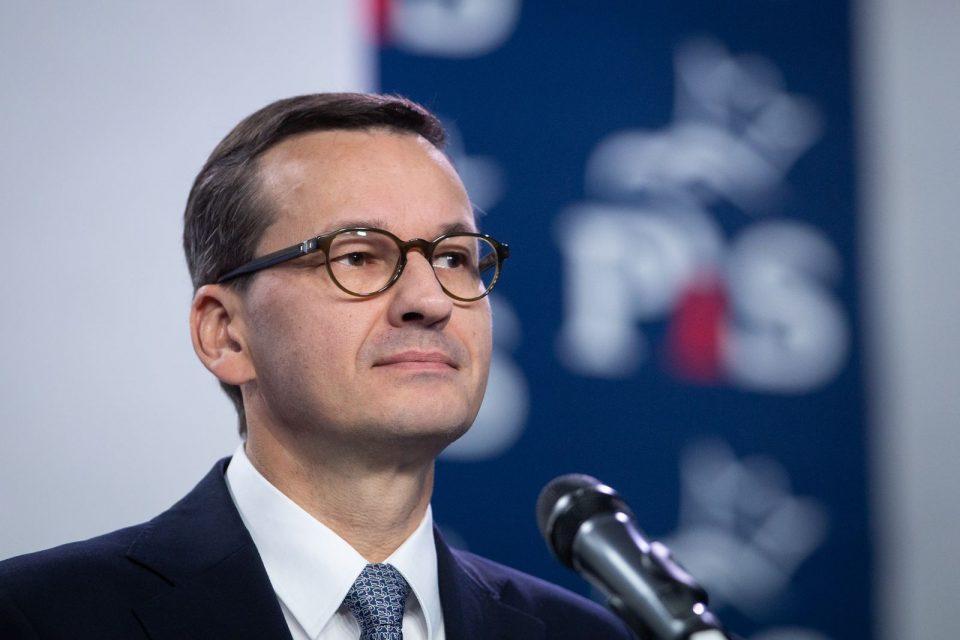 Матеуш Моравјецки повторно премиер на Полска