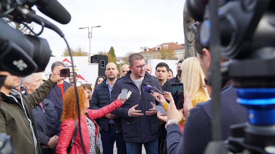 Мицкоски од Охрид: Доаѓа времето на нови политичари