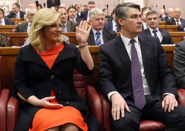 Претседателските избори во Хрватска закажани за 22 декември