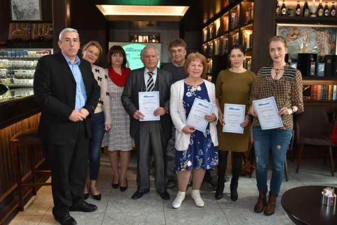 """Петре Димовски, Симона Јованоска и Ленче Милошевска ги добија наградите за расказ на """"Нова Македонија"""""""