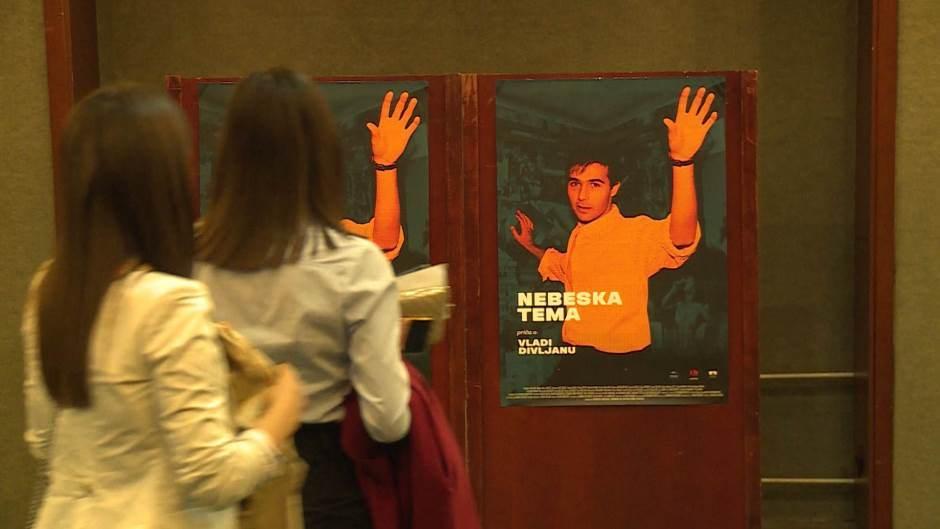 """""""Небеска тема"""", музички документарец за Влада Дивљан вечерва на """"Синедејс"""""""