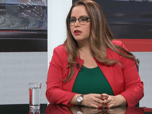Исмајлоска-Старова: За да станеме пратеници, ВМРО-ДПМНЕ бараше да кажеме дека ќе гласаме за промена на името