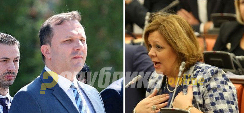 Спасовски: Јанева беше сомнителна уште кога апсеше и ослободуваше осомничени