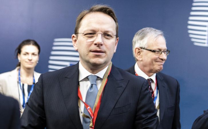 Унгарецот Оливер Вархејли доби зелено светло за комесар за проширување и соседска политика на ЕК