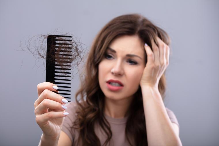 Запрете го сезонското опаѓање на косата