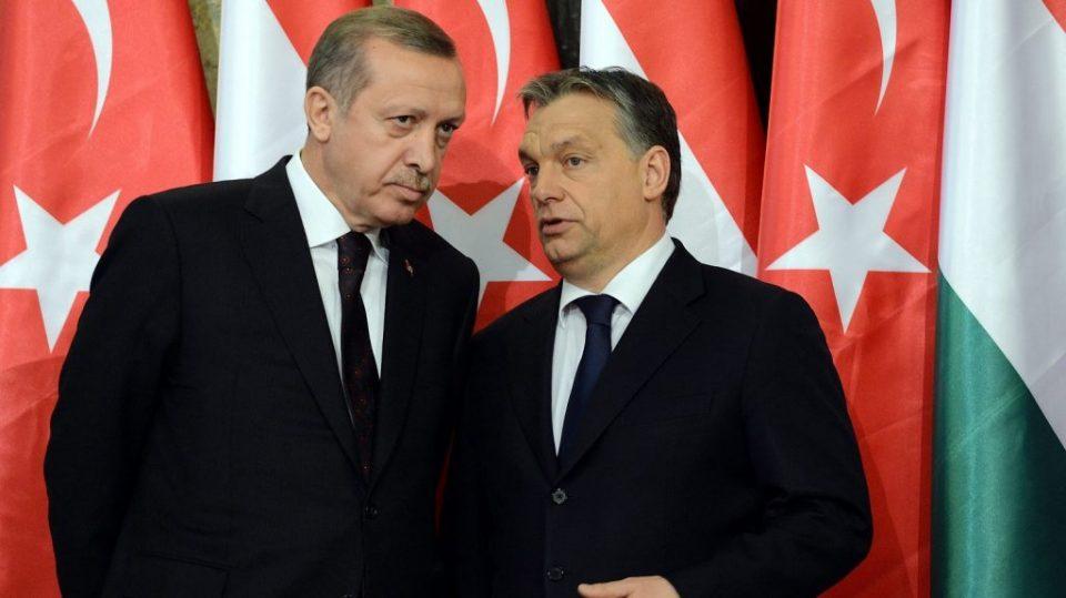 Орбан: Безбедни сме сè додека Ердоган е на власт