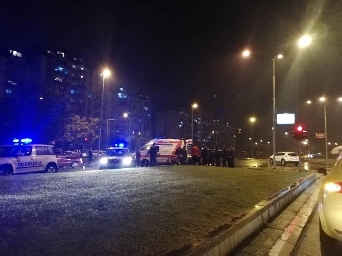 Вечерва прегазен пешак во Ново Лисиче
