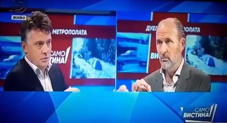 Илиевски за Шилегов: Не е страшно што не си ја знае историјата, не гo интересира него историја