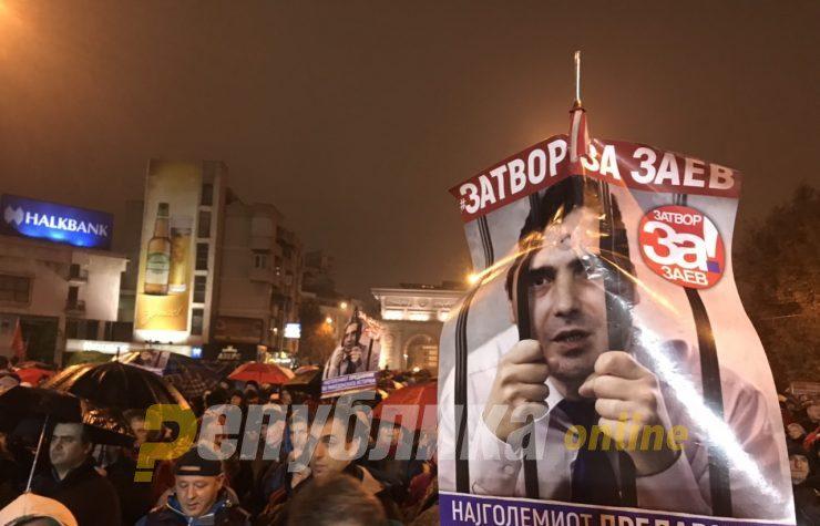 Николоски:  Ако постоеше план за реформи, Заев ќе требаше сам себе да се гони за криминал