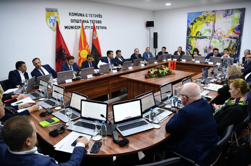 Инфрастуктурните проекти се приоритет: Владата одржа седница во Тетово