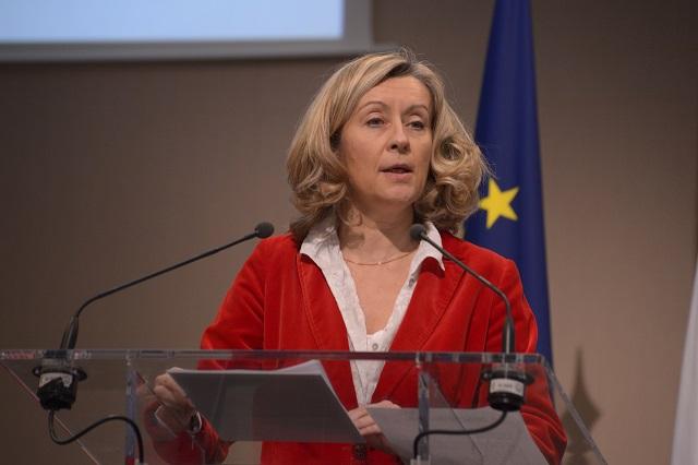 Елен Конве-Муре в понеделник доаѓа во Скопје