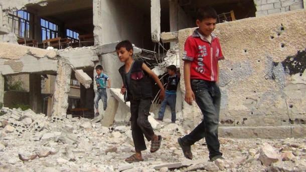 Во Сирија од 2011 година се убиени над 29. 000 деца