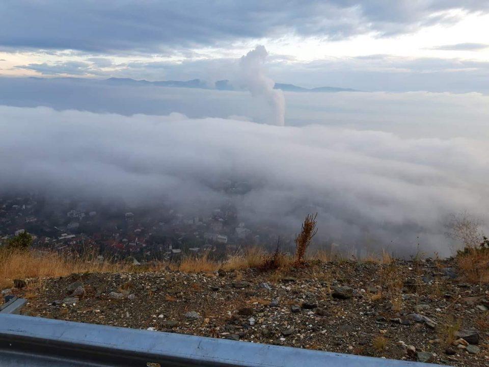 Алпскиот воздух пак ќе остане во магла, владата без план, граѓаните биле виновни за загадувањето