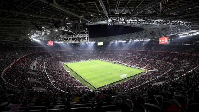 Замислете само, во време на СДС да се изгради стадион, замислете било што да се изгради!