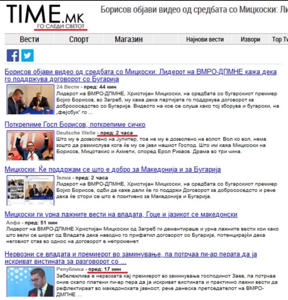 Мицкоски: Кавгата со ДУИ и ослободувањето на Катица се прикириваат со лажни вести за мене