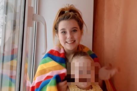 Мама ме прегрна и токму тогаш бебето клоцна, така сфати дека ќе станам мајка на 13 години