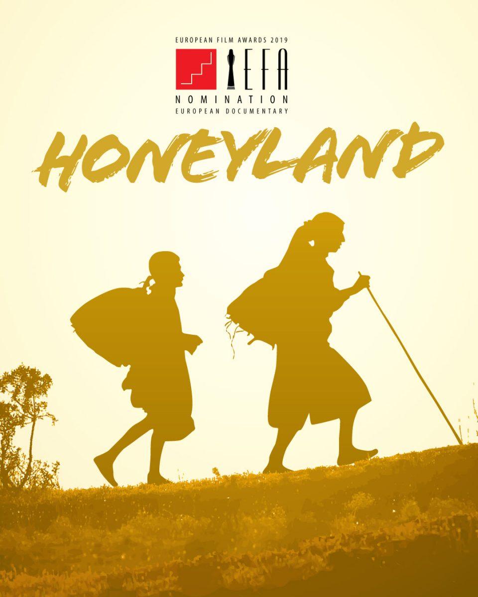 """""""Медена земја"""" е номиниран за најдобар документарец на Европските филмски награди"""
