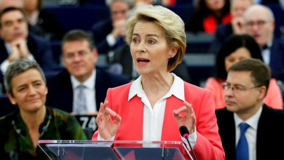 Загреб под опсада поради доаѓањето на европските комесари